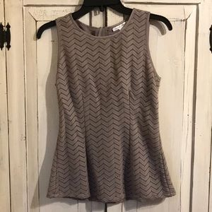 Banana Republic sleeveless blouse size 0